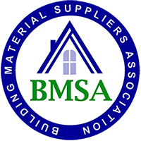 Building Material Suppliers Association - BMSA Logo